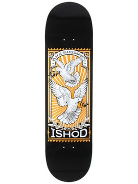 Real Ishod Matchbook Skate Deck in 8.5