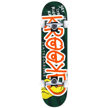 Krooked Shmoo Krash Complete Skateboard in 8.0''