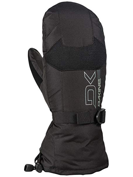 2020 Dakine Leather Scout Mitt in Black