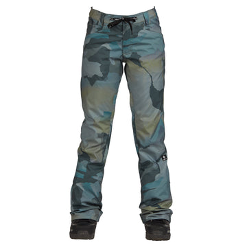 2020 Nikita Cedar Womens Snow Pant in Mountain Fatigue Camo
