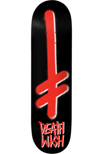 Deathwish Gang Logo Deck in 8.5