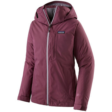 2020 Patagonia Womens 3 in 1 Snowbelle Jacket in Light Balsamic