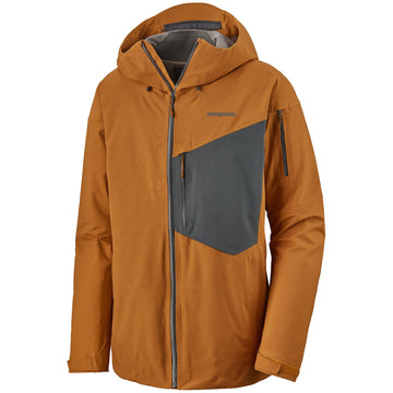 2020 Mens Patagonia Snowdrifter Jacket in Hammonds Gold
