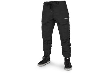 2020 Volcom Puff Puff Pant in Black