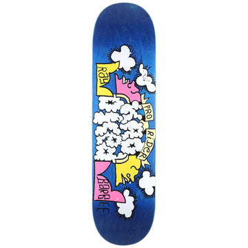 Krooked Ray Barbee Clouds Skate Deck in 8.25
