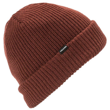 2020 Volcom Sweep Beanie Burnt Red