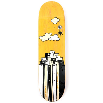 Krooked Manderson Gathering Skatedeck in 8.38''