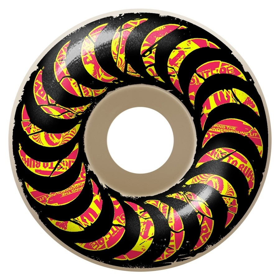 Spitfire Formula Four Ransom Classic Full Skate Wheel in 99 duro 56mm