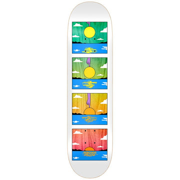 Real Mason Sunset Skateboard Deck in 8.38''