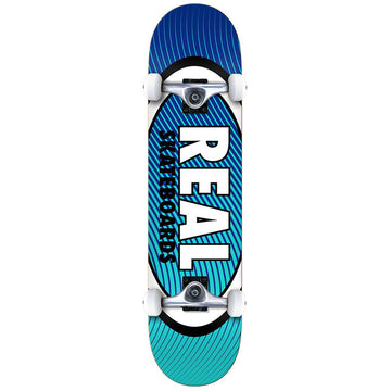 Real Oval Heatwave Complete Skateboard in 8.0''