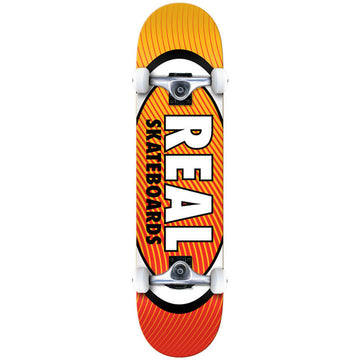 Real Oval Heatwave Complete Skateboard in 7.75''