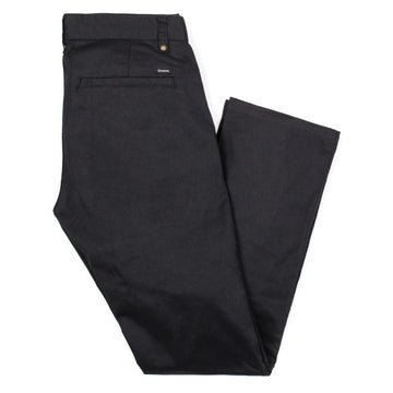 Brixton Labor Chino Pant in Black