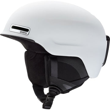 2020 Smith Maze Snow Helmet in Matte White