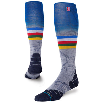 2021 Stance JC 2 Snow Sock in Grey