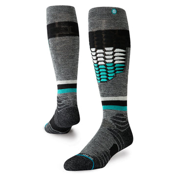 2021 Stance Stevens Snow Sock in Black