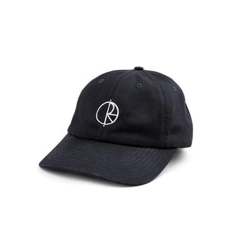 Polar Skate Co Stroke Logo Cap in Dark Navy