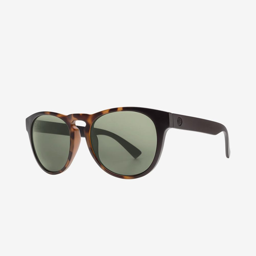Electric Nashville XL Sunglasses in Tort Burst and Ohm Grey
