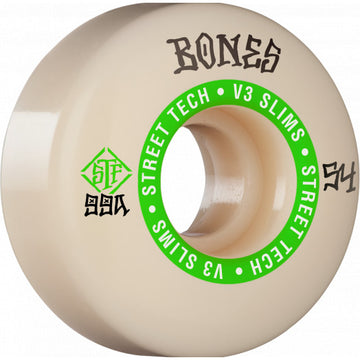 Bones Ninety-Nines 54mm V3 Slims STF in 99a