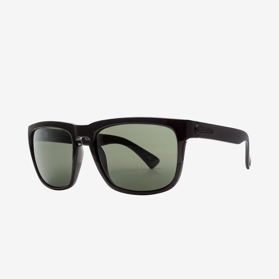 Electric Knoxville Sunglass in Vader Frames and Ohm Grey Lens