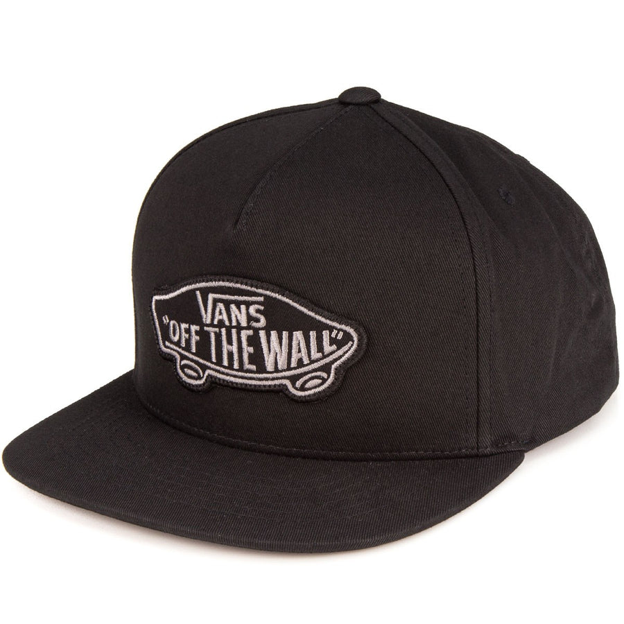 Vans Classic Patch Hat in Black
