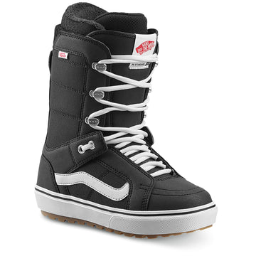 2022 Vans Hi-Standard Og Snowboard Boot in Black and White