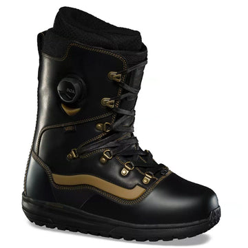 2020 Vans Jamie Lynn Limited Edition Mens Snowboard Boots in Black and Gold