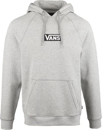 Vans Versa Standard Hoodie in Cement Heather