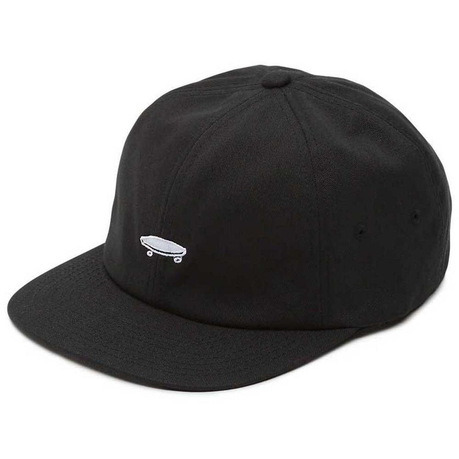 Vans Salton II Hat in Black and White