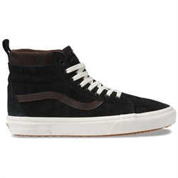 2020 Vans Sk8 Hi MTE Vans Shoes in Black and Chocolate Torte