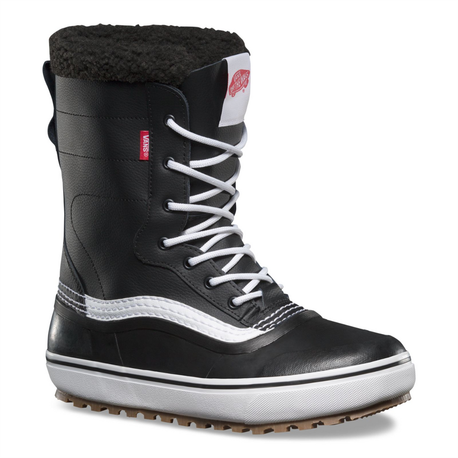 2021 Vans Standard MTE Snow Boot in Black and White