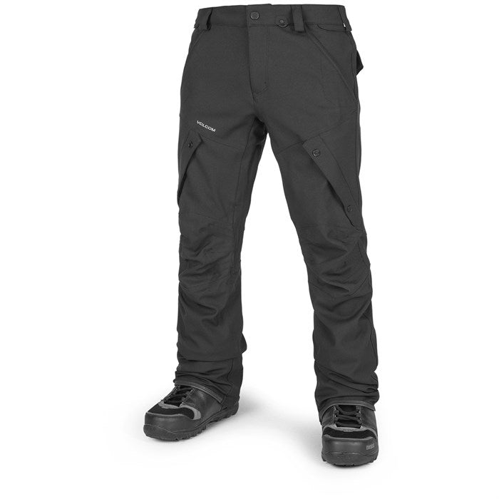 2020 Volcom Articulated Snowboard Pant in Black