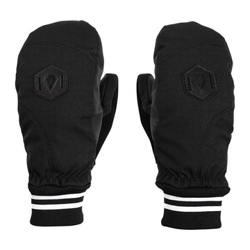 2021 Volcom Womens Bistro Mitt in Black