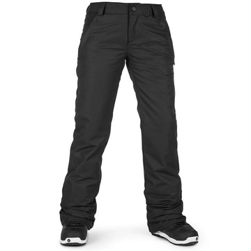 2020 Volcom Womens Frochickie Insulated Snow Pant in Black
