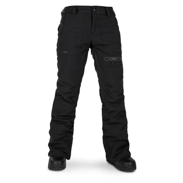 2020 Volcom Knox Insulated Gore Tex Womens Snow Pant in Black