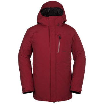 2021 Volcom L Gore-Tex Jacket in Red