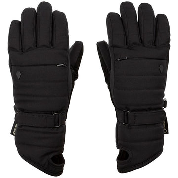 2020 Volcom Womens Peep Gore-Tex Glove Black