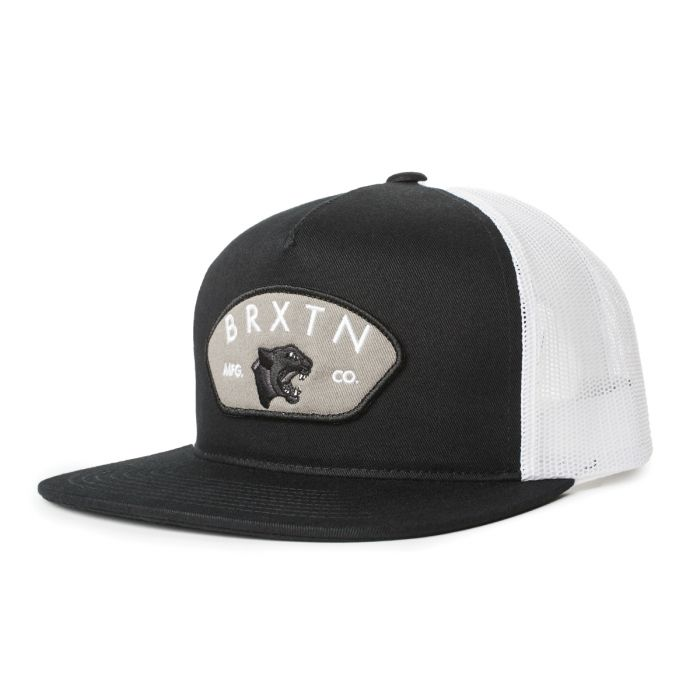 Brixton Waylon MP Mesh Trucker Hat