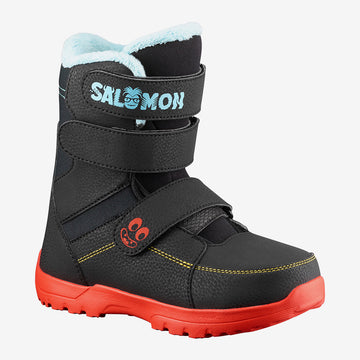 2020 Salomon Whipstar Kids Snowboard Boot in Black