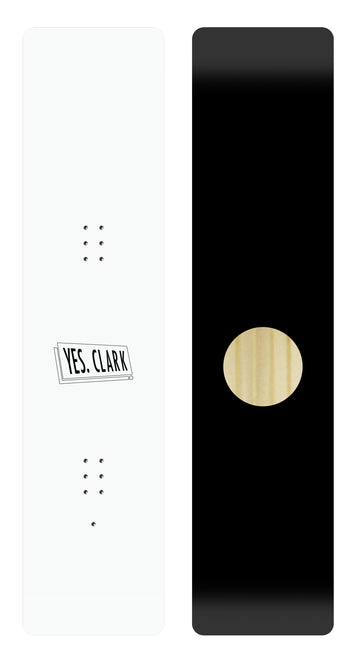 2021 Yes Clark Snowboard