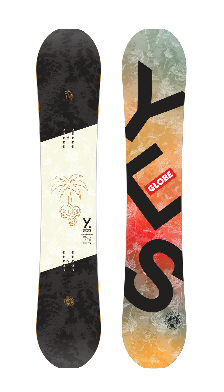 2021 Yes Globe Traditionalist Snowboard
