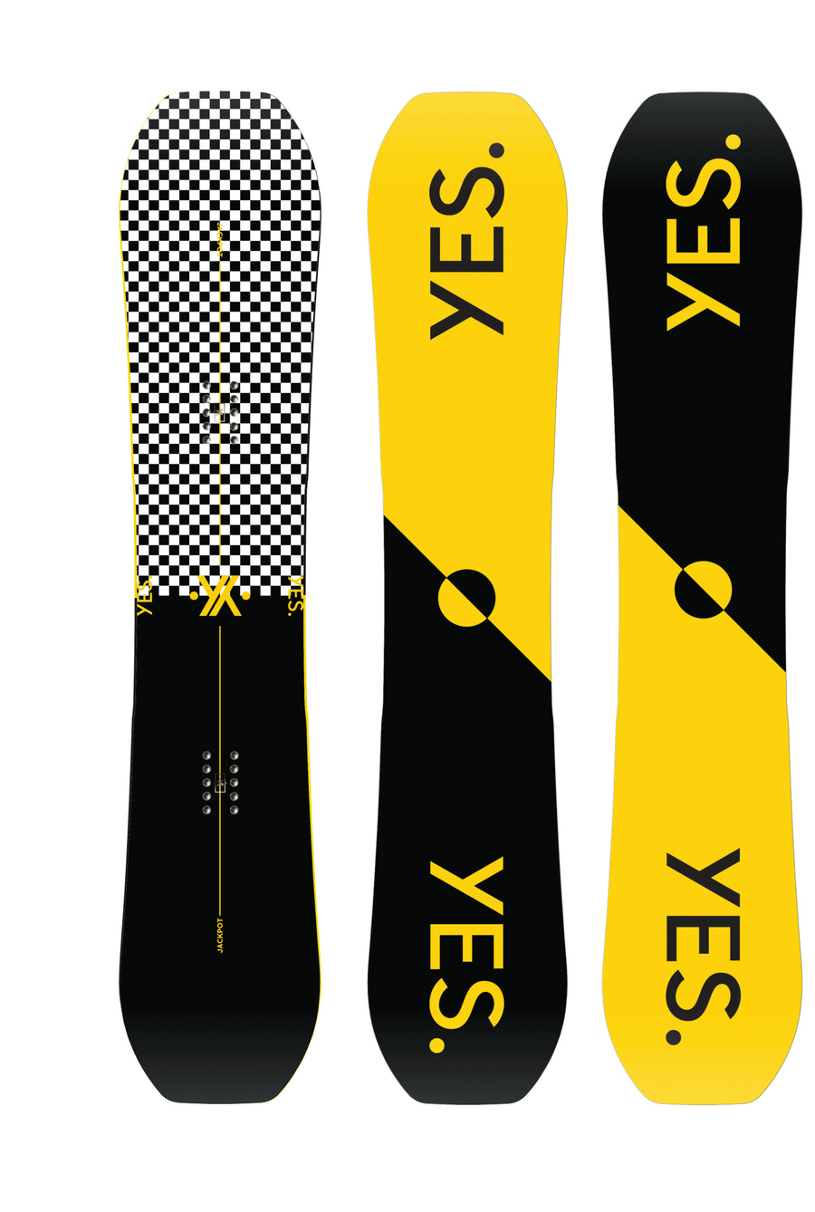 2021 Yes Jackpot Snowboard
