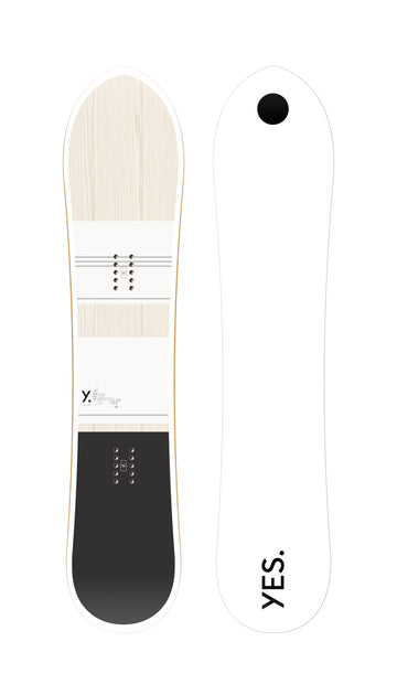 2021 Yes Pro20 Snowboard