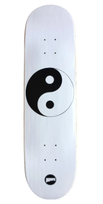 Hopps Ying and Yang Skate Deck