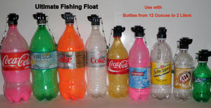 the Ultimate Fishing Float (4-Pack)
