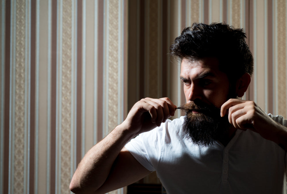 How to Fix a Dry Beard