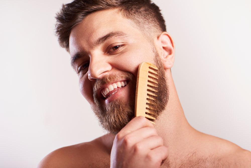 How to Properly Clean Beard Oil Off Your Comb