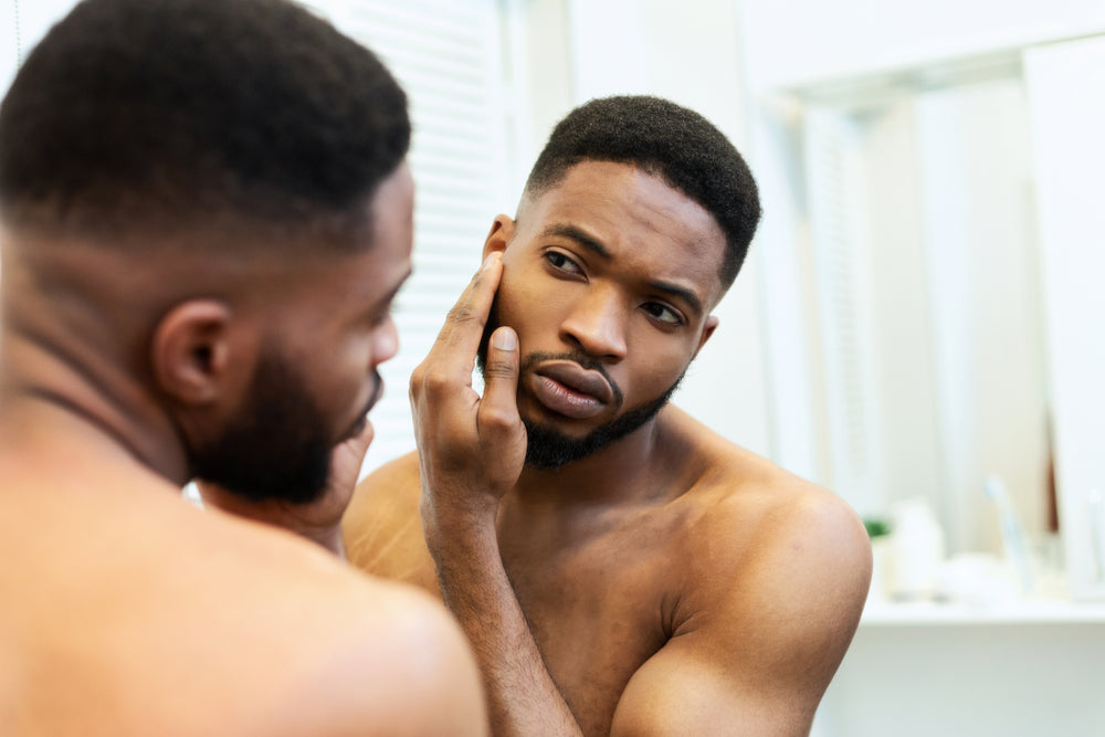 Staying Acne-Free When Growing a Beard