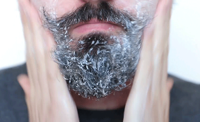 Washing Your Beard at the Right Temperature