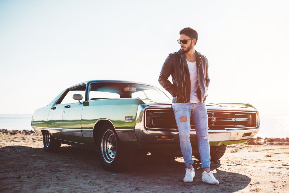 What Your Beard Says About the Car You Drive