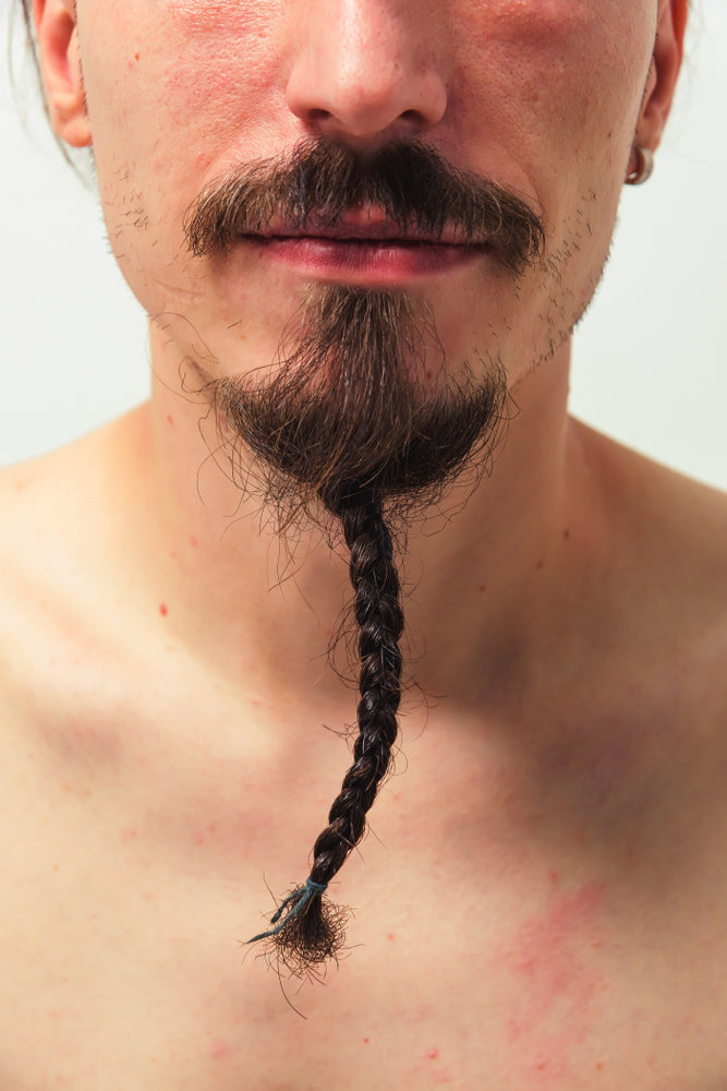 Why Do Some Men Braid Their Beards?